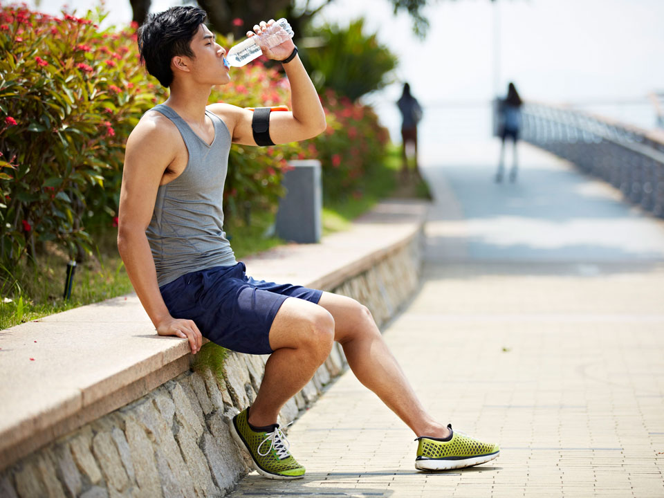 Water, Water Everywhere: Why Runners Need it Most of All!