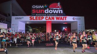 OSIM Sundown Marathon 2017 Race Review