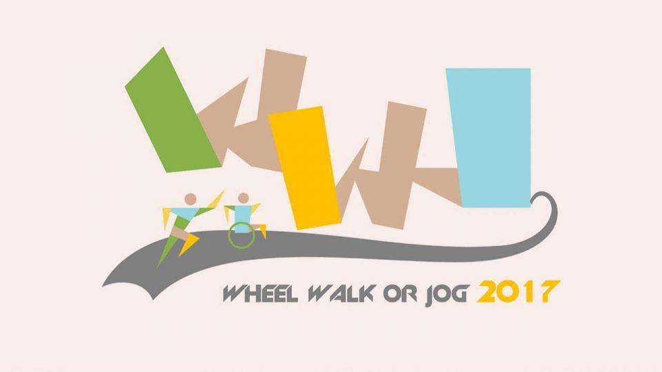 Wheel, Walk or Jog 2017