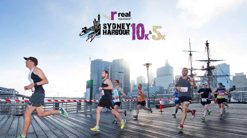 2017 Real Insurance Sydney Harbour 10k & 5k