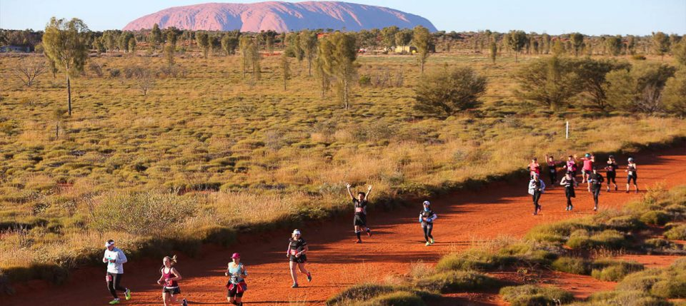 Australian Outback Marathon 2017