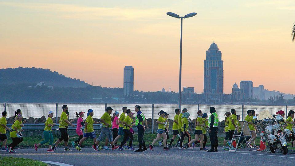 Borneo International Marathon 2017