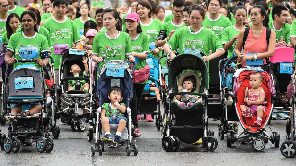 Instill a Love for Running in Your Children, Join Cold Storage Kids Run 2017