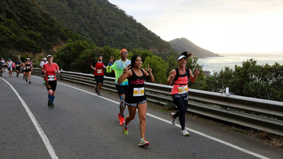 Great Ocean Road Running Festival 2017