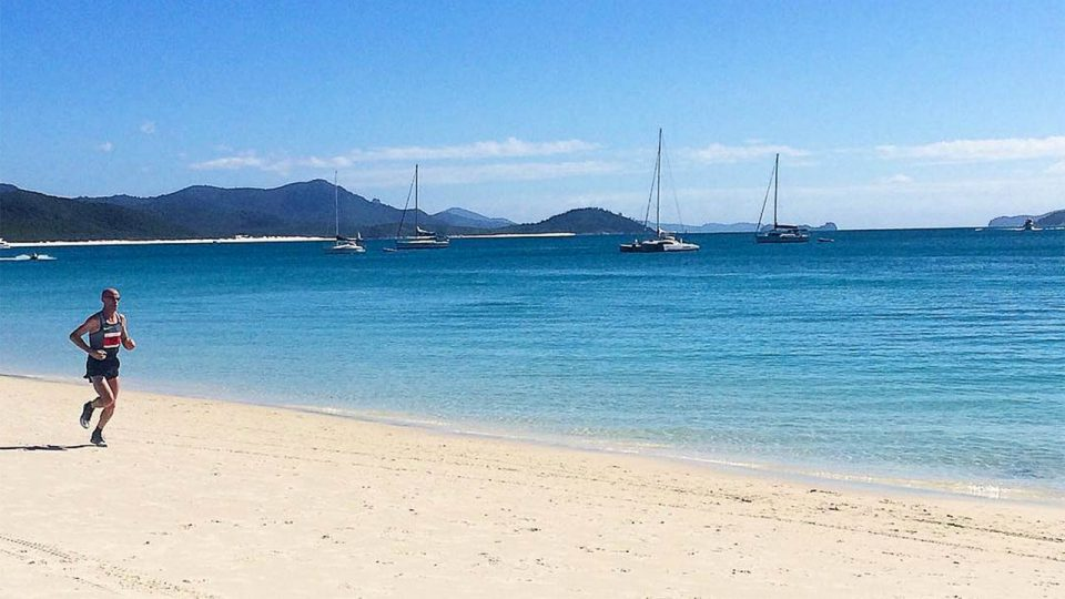 Great Whitehaven Beach Run 2017