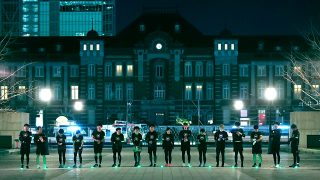 Green Light Run Tokyo by adidas running