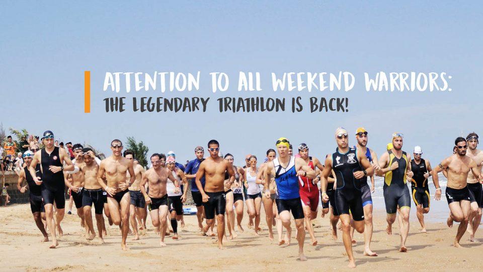 Le Fruit Triathlon 2017