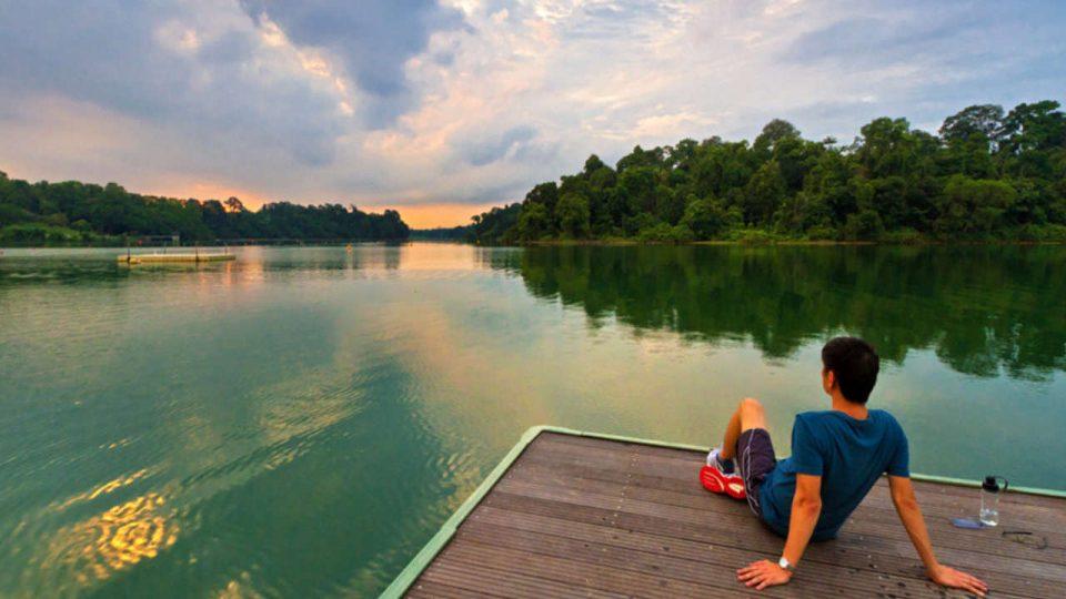Osportz Navi-Challenge 4 @ MacRitchie Reservoir