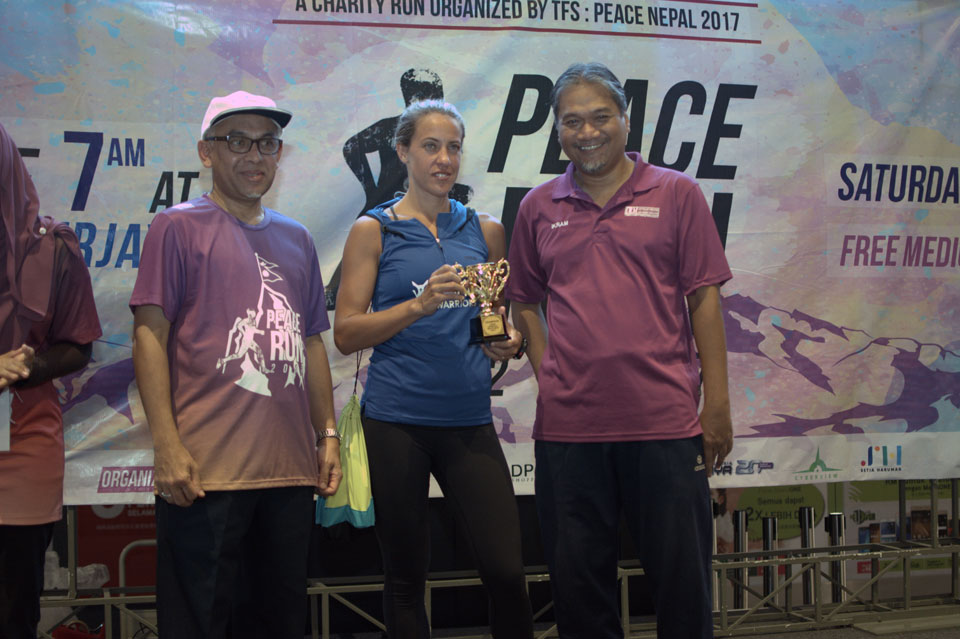 PEACE Run 2017: Charity Run to Support Humanitarian Mission to Nepal