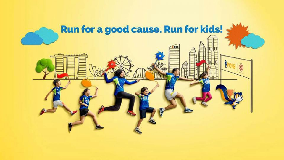 POSB PAssion Run for Kids 2017