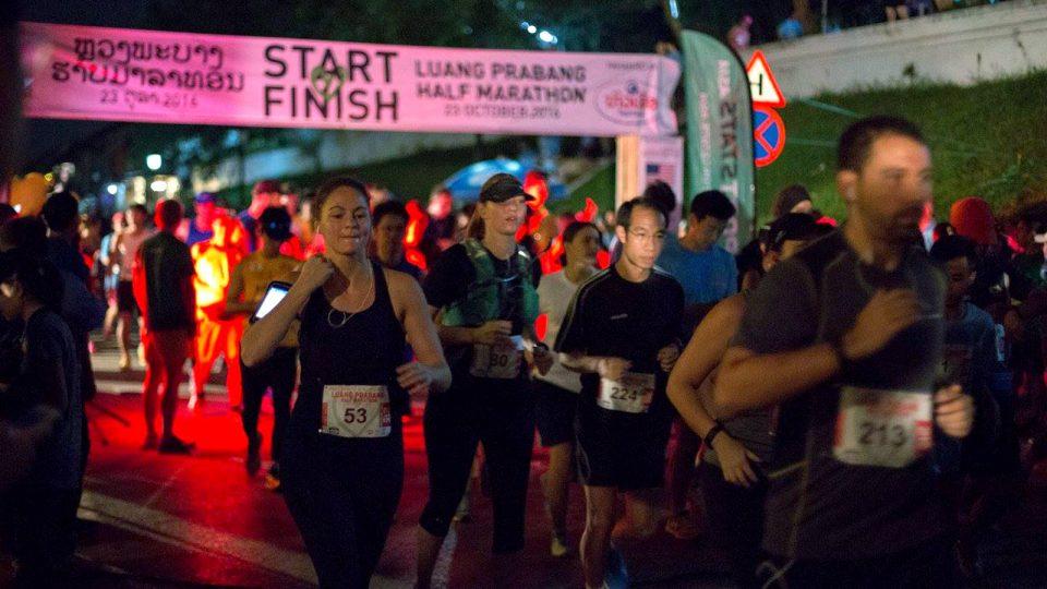 Luang Prabang Half Marathon 2017