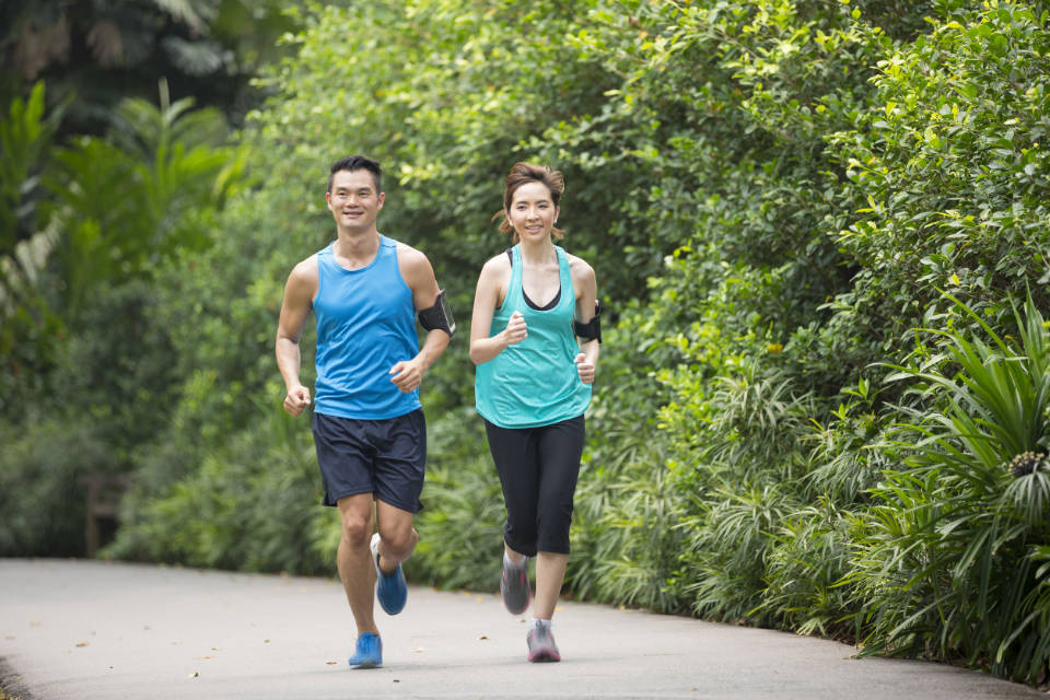 Go faster. Go farther. Up the Ante on Your Runs through Nutrition