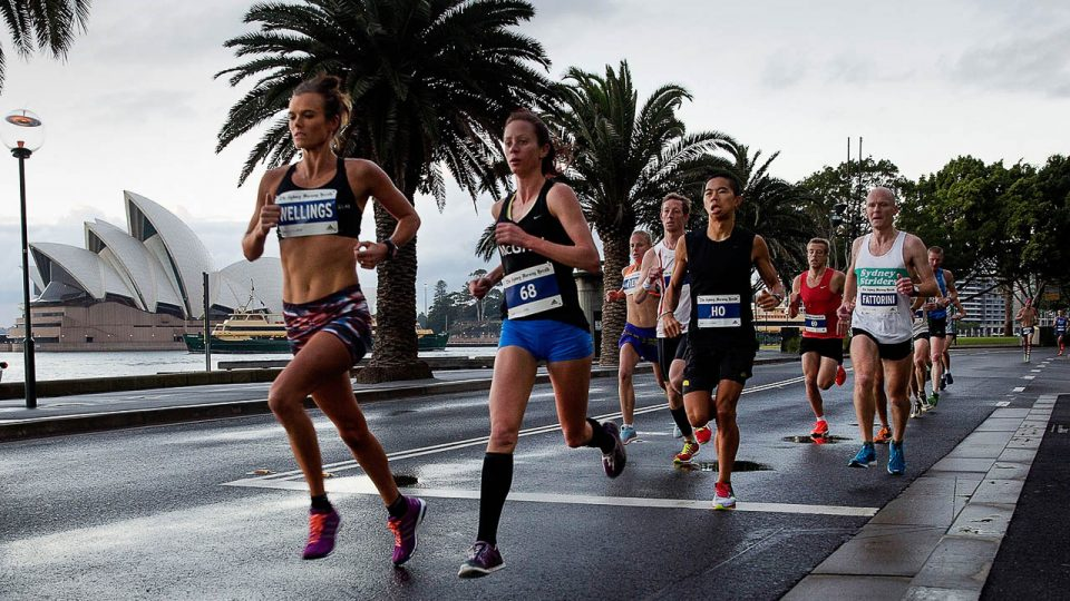 Sydney Morning Herald Half Marathon 2017