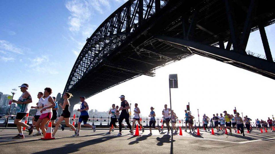 The Blackmores Sydney Running Festival 2017
