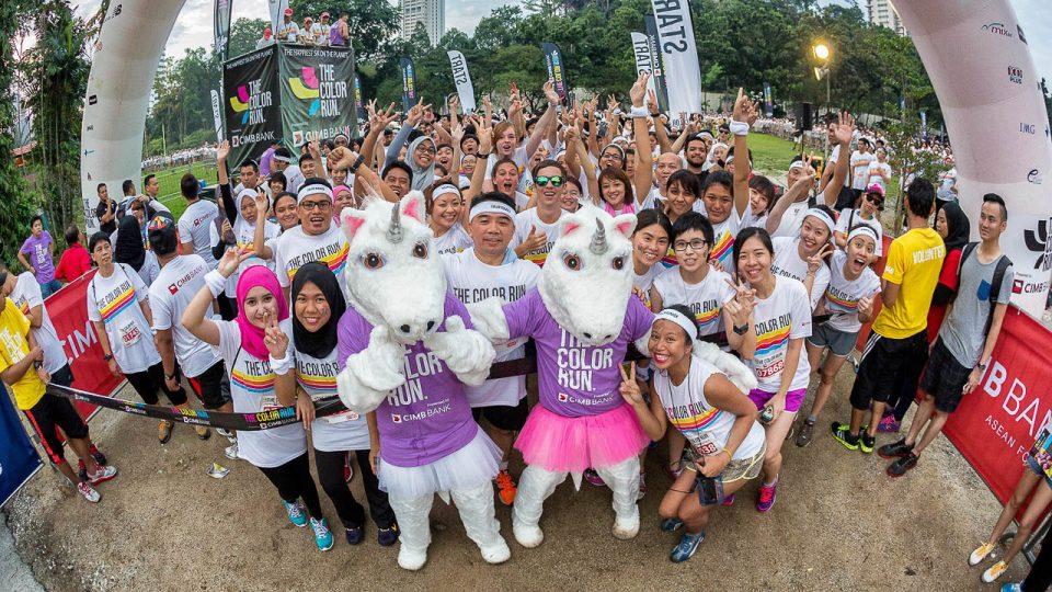The Color Run Malaysia 2017