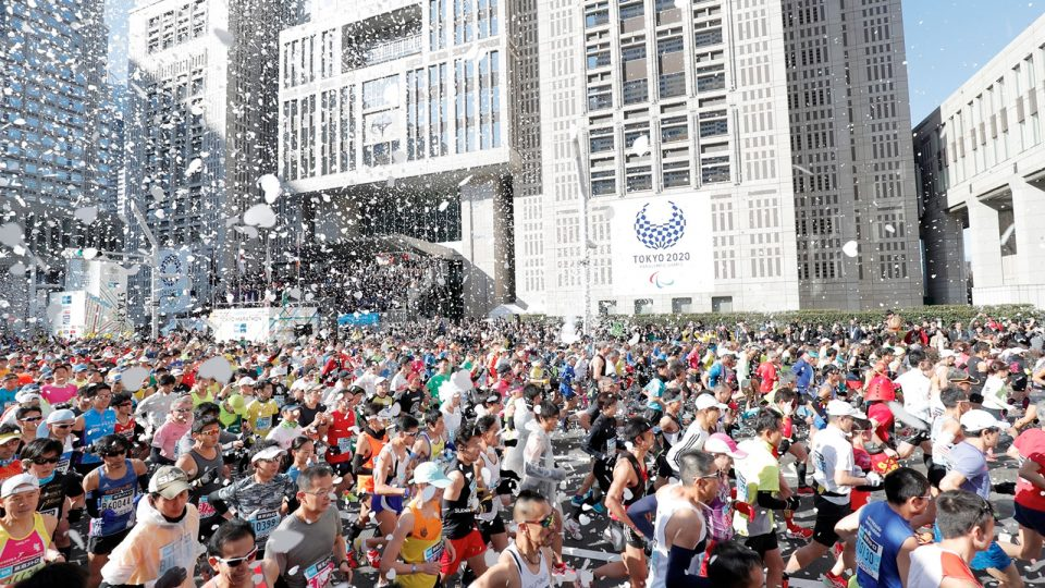 Tokyo Marathon 2018 Charity Increases Entry Places for Charity Runners to 4,000