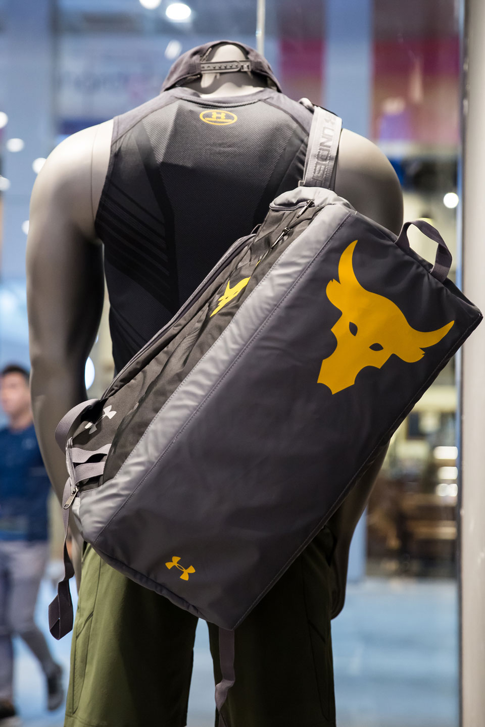 Under Armour's New Flagship Store is Now Open in Orchard Central