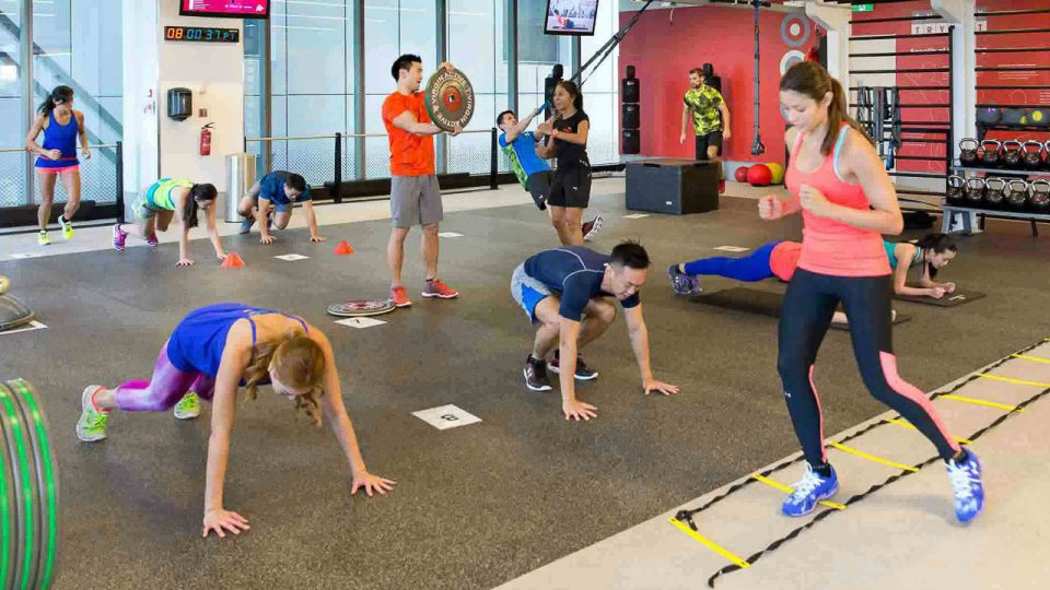 Virgin Active Work Out for Free