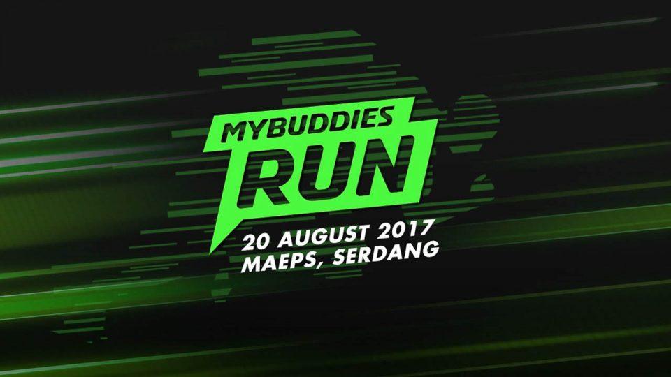 myBuddies Run 2017