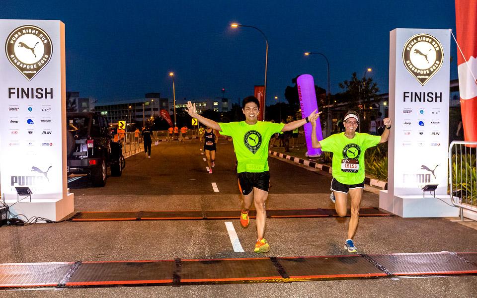 The Puma Night Run Singapore Could Enhance Your Health Again!