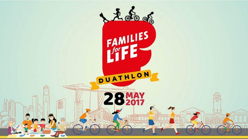 Families for Life Duathlon 2017