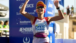 Go, Jasmine Goh! This Singapore Running Star Was Born to Shine at Gold Coast Airport Marathon 2017