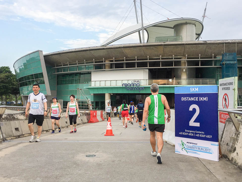 PCCW Global Charity Run 2017 Race Review