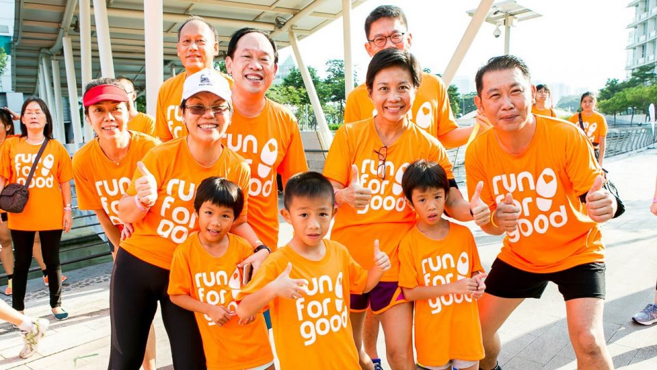 Run For Good Durian 5KM Run 2017