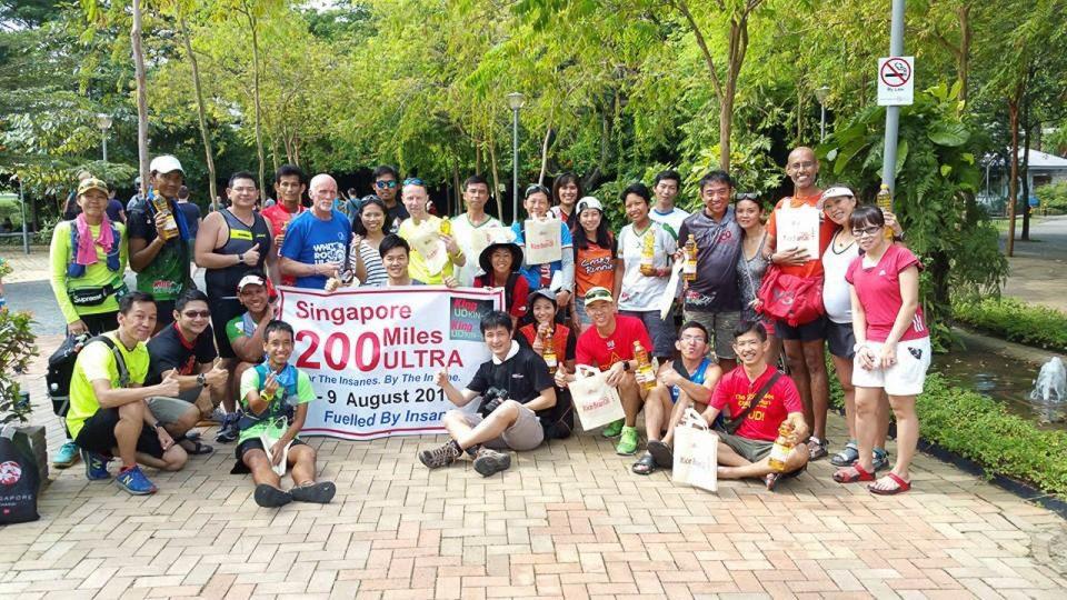 Singapore 200 Miles Ultra 2017