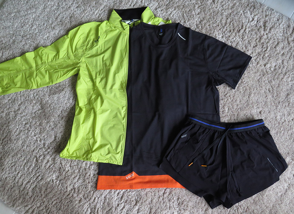Some runners jog. Others Soar. The right apparel can make all the difference!