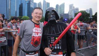 STAR WARS Run Singapore 2017 Race Photos