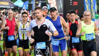 It's the Triathlon Designed for Newbies: TRI-Factor Run & RunSwim Challenge 2017