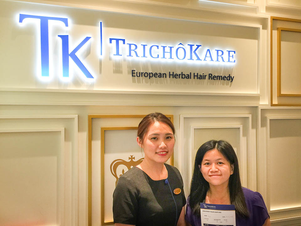 TrichoKare Review Age Defying Hair Treatment