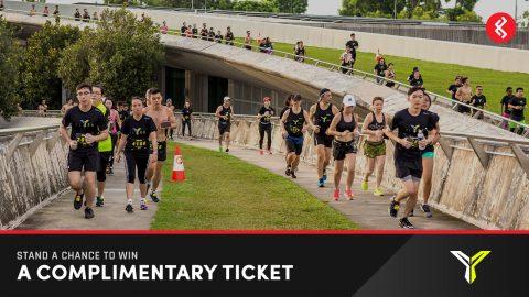 Free 2XU YOLO Run KL 2017 Tickets Giveaway