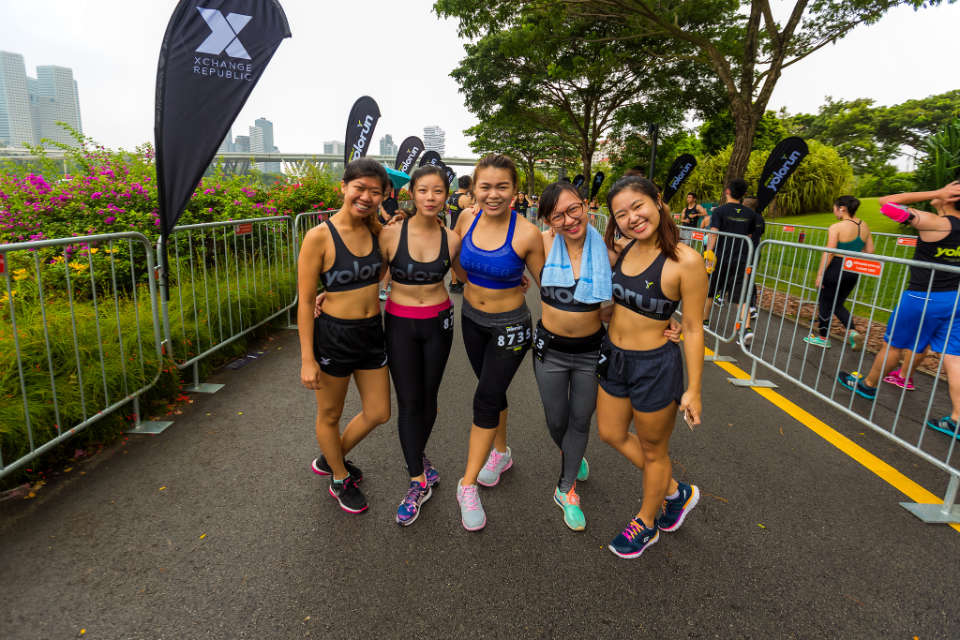 Run for Fun. Run for Dignity and Tolerance. Only at the 2XU YOLO Run KL 2017!