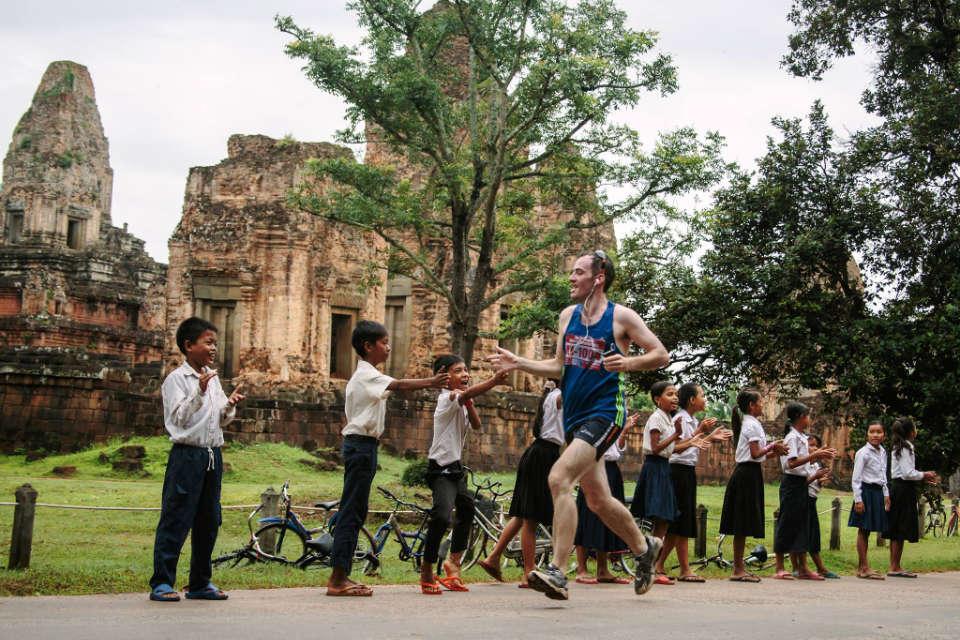Angkor Empire Marathon 2017: A Truly Ancient Experience