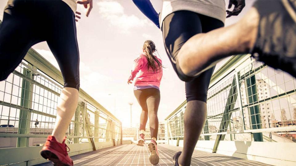 Burn Fat, Run Faster