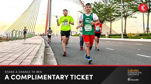 Free DaNang International Marathon Race Tickets
