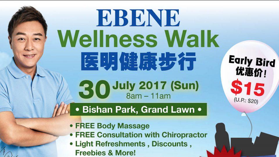 EBENE Wellness Walk 2017