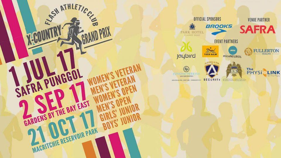 Flash X-Country Grand Prix 2017 - Event 1