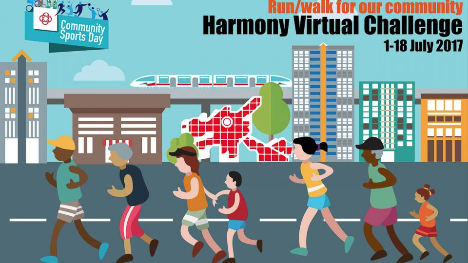 Harmony Virtual Challenge 2017