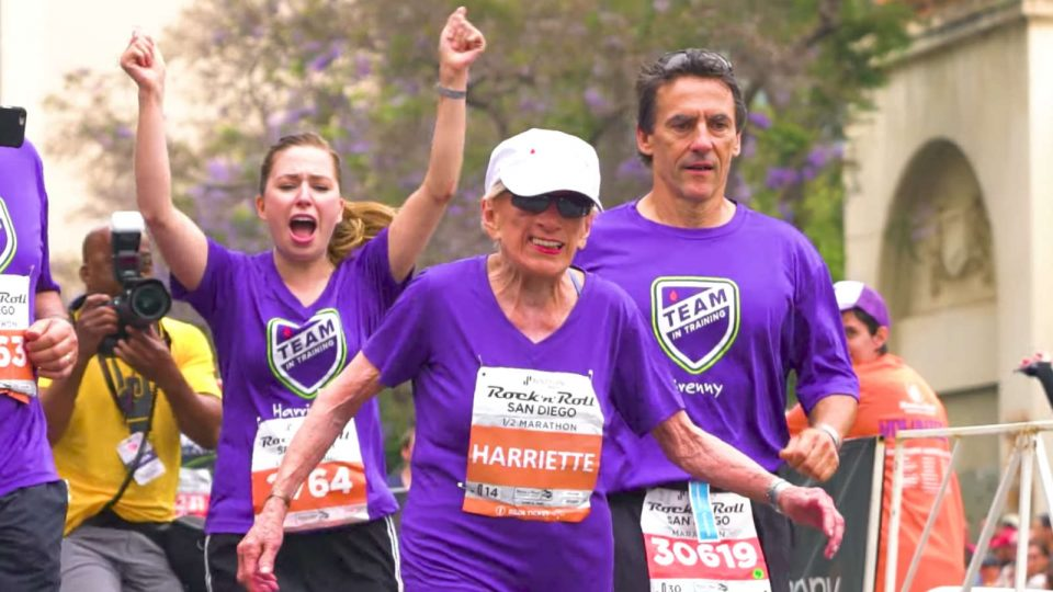 Harriette Thompson Becomes Oldest Woman to Run Half Marathon at 94 Years Old