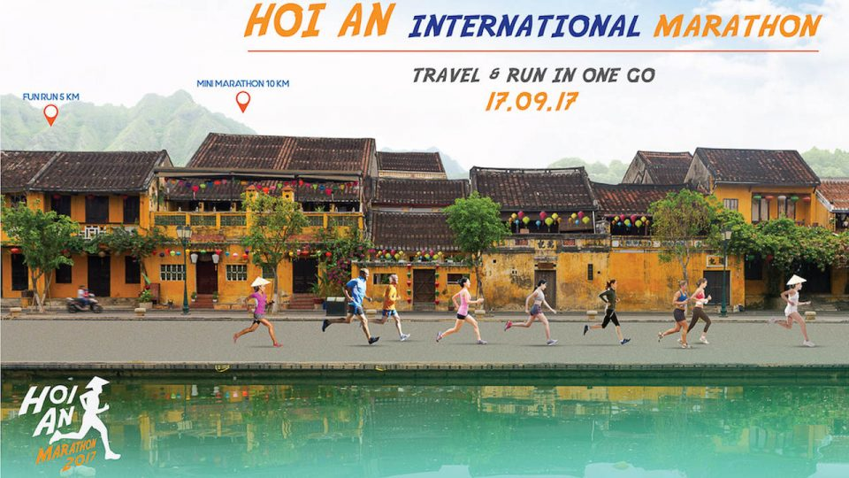 Hoi An International Marathon 2017