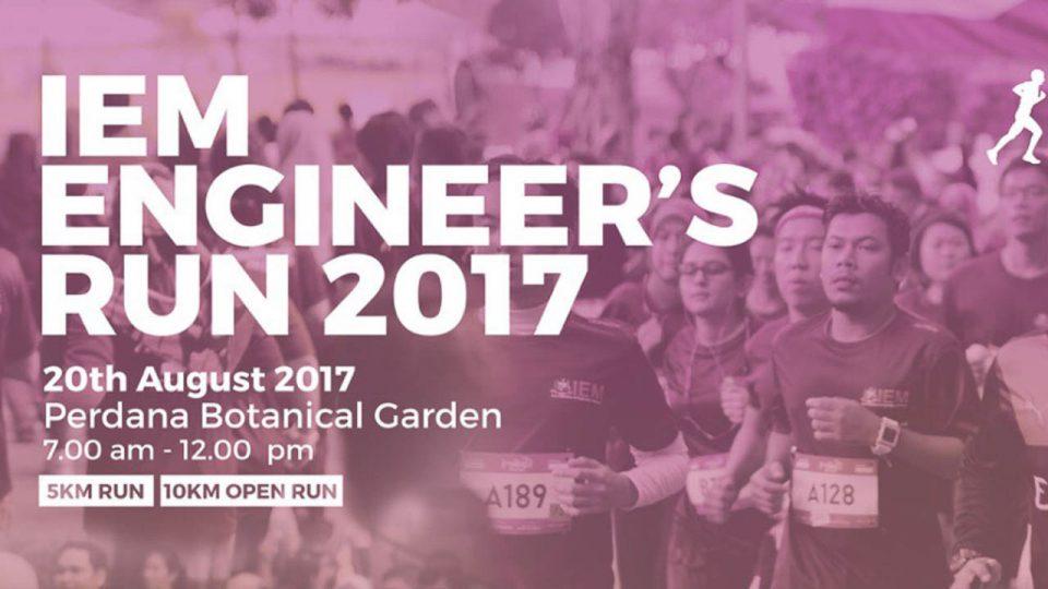 IEM Engineers Run 2017