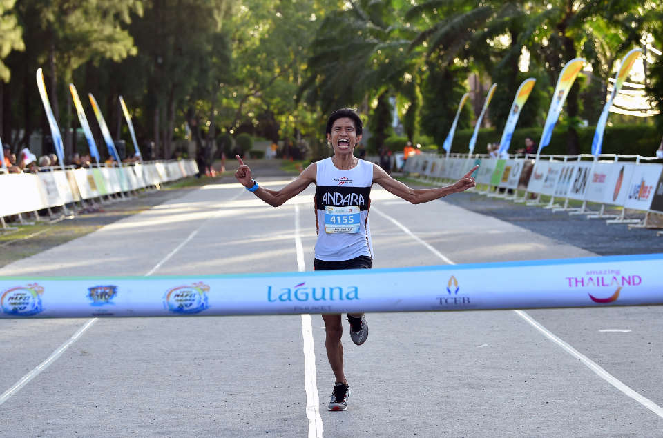 Laguna Phuket Marathon 2017: Close to 7,000 Runners Enjoyed the Beautiful Course and Quiet Lanes in the North of Phuket