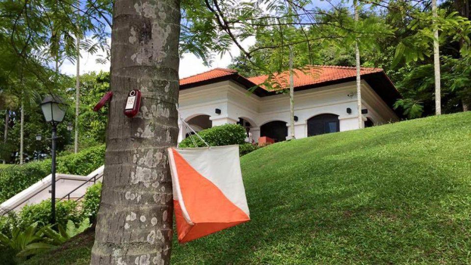 Osportz Navi-Challenge 5 @ Fort Canning Park