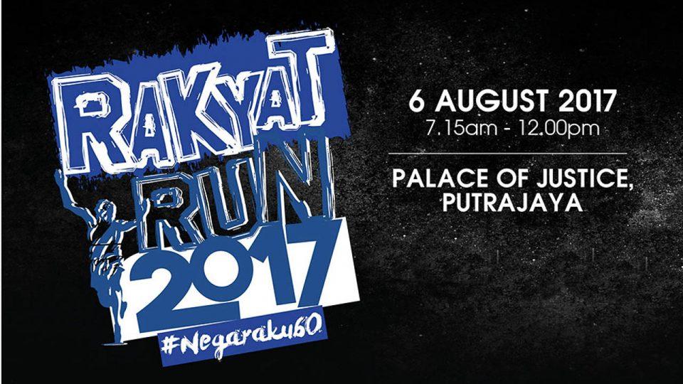 Rakyat Run 2017