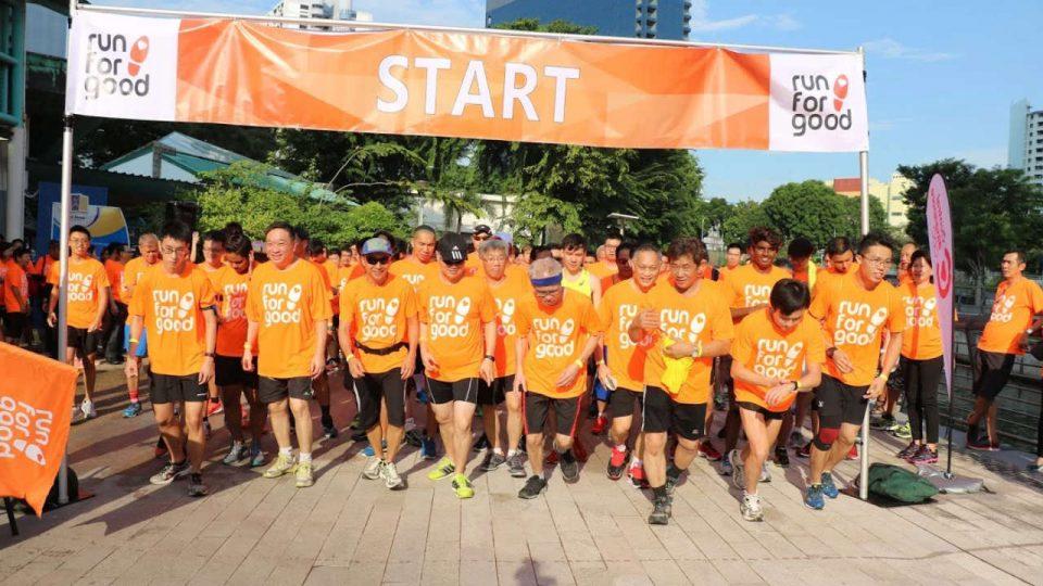 Run For Good @ Teck Ghee & Cheng San