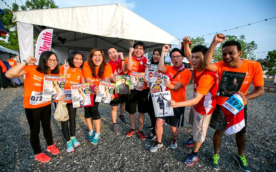 Great Reasons to Run in Putrajaya at the Men's Health Women's Health Night Run