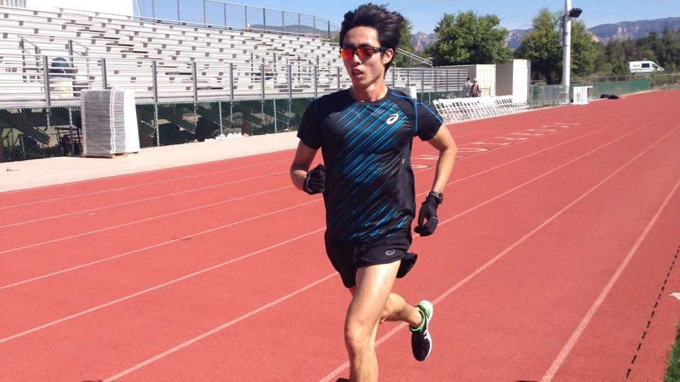 SEA Games Men's Marathon Champion Soh Rui Yong Takes Aim at National 5000m Record